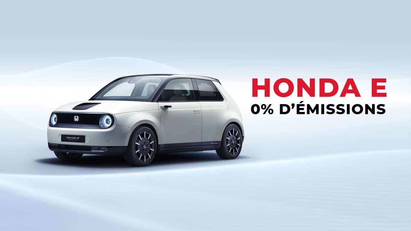 Honda e électrique